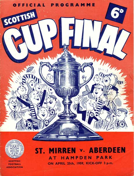 1959 Scottish Cup Final